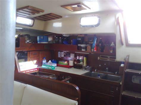 morgan  island centre cockpit ketch  sale