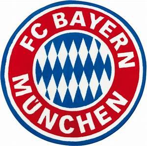 fc bayern munchen fan teppich logo 100cm With balkon teppich mit fc bayern tapete
