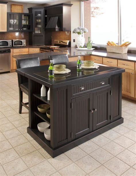 home styles kitchen island   stools  home