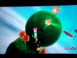 Super Mario Galaxy Walkthrough: Gusty Garden Secret Star ...