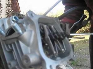 Reglage Moteur Honda Gcv 160 : callage soupape honda gx 110 youtube ~ Melissatoandfro.com Idées de Décoration
