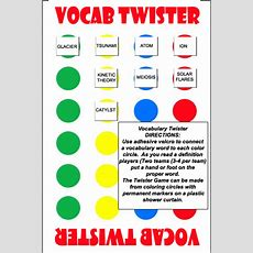 Academic Vocabulary On Pinterest  6th Grade Ela, Vocabulary Strategies And Common Core Vocabulary