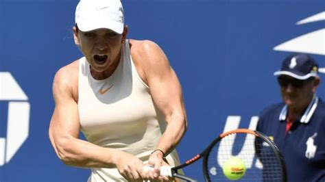 Simona Halep learns lessons in defeat to become popular champion | Simon Cambers | Sport | The Guardian