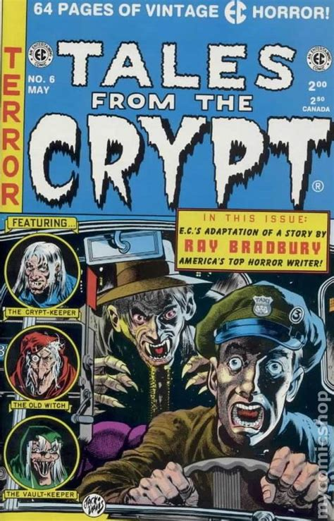 Tales From The Crypt (1991 Russ Cochran) Comic Books