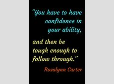 Rosalynn Carter Quotes QuotesGram