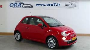 Fiat Lyon : fiat 500 0 9 8v twinair 85ch lounge stop start dualogic occasion lyon neuville sur sa ne ~ Gottalentnigeria.com Avis de Voitures