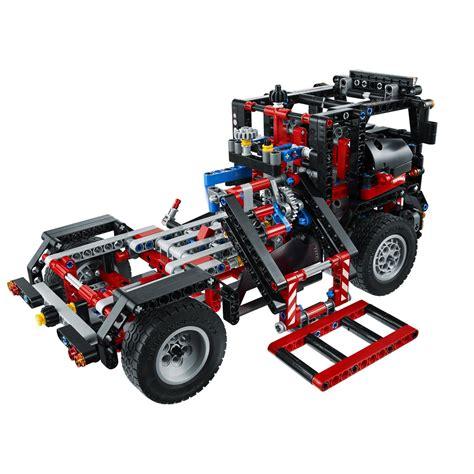 technic truck image technic pick up tow truck 9395