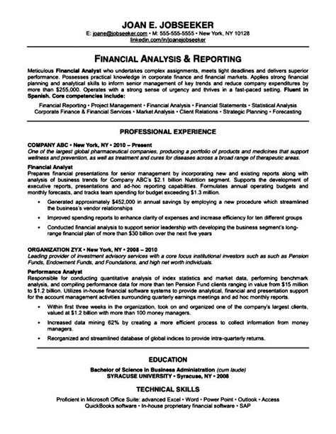 best resume format for purchase executive free