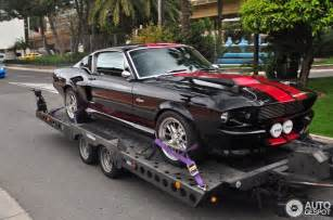 mustang shelby gt500 for sale 1967 ford mustang shelby g t 500e eleanor 16 avril 2014