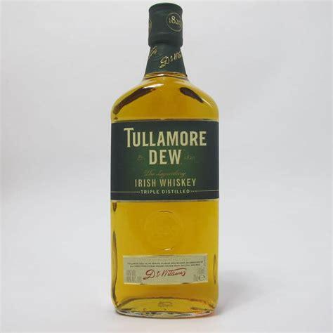 original irischer whiskey aus der tullamore destille irland