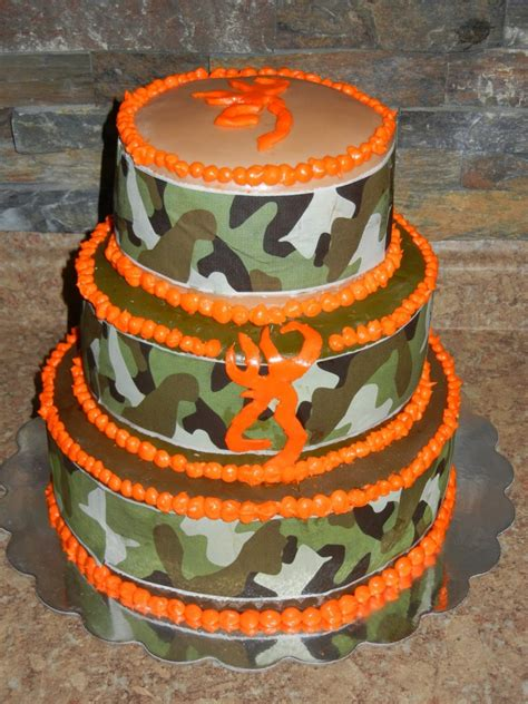 camo cakes decoration ideas  birthday cakes