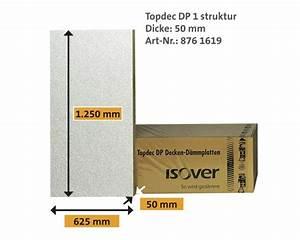 Isover Topdec Dp1 : decken d mmplatte isover topdec dp1 struktur st rke 50mm bei hornbach kaufen ~ Yasmunasinghe.com Haus und Dekorationen