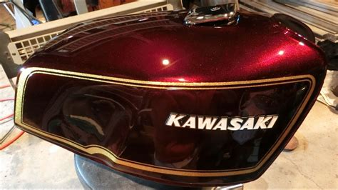How To Custom Paint A Motorcycle Step By Step