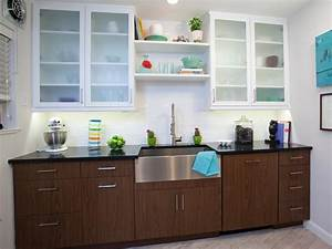 kitchen cabinet design pictures ideas tips from hgtv With what kind of paint to use on kitchen cabinets for what are pot stickers