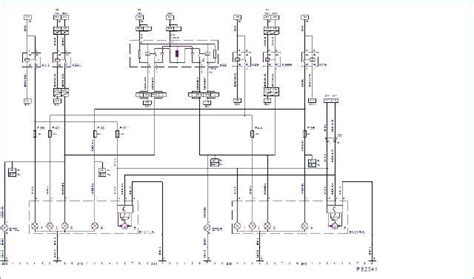 vauxhall combo rear light wiring diagram pores co