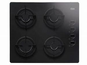 Plaque De Cuisson Gaz Conforama : table de cuisson gaz 4 foyers faure fgo 62414 ba faure ~ Melissatoandfro.com Idées de Décoration