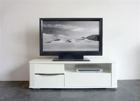Meuble Tv Soundvision Sv200w Blanc by Meuble Tv Blanc Laqu 233 Bercy