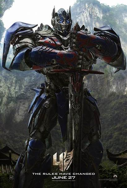 Transformers Poster Prime Xcitefun Optimus Character Posters