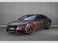 PP Performance reveals a special and redesigned Audi RS7