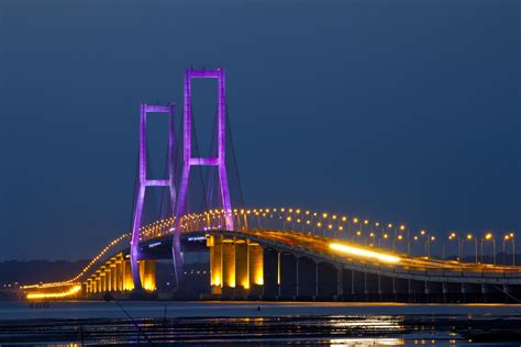 indahnya jembatan suramadu madura rami secret
