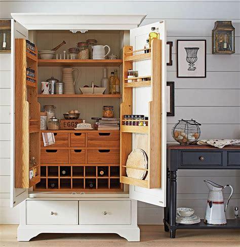 kitchen larder cabinet 24 beautiful and functional free standing kitchen larder 2122