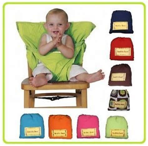 siege bebe nomade chaise bebe nomade 9 couleurs siege de voyage en tissu
