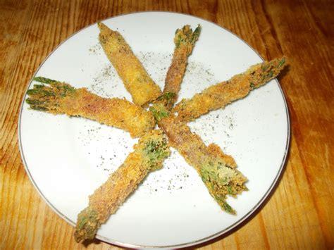 cuisiner des asperges sauvages recette des fagots d 39 asperges sauvages panées