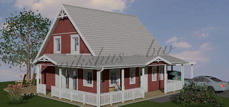 Schwedenhaus Mit Veranda by Schwedenhaus Mit Amerikanischer Veranda Minihaus