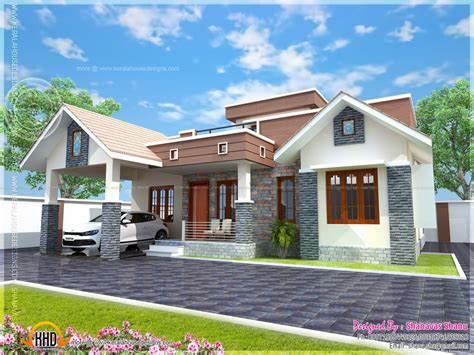 Small House Elevation Design Cottage Front Elevation House