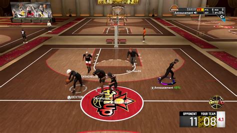 Comp Stage Gameplay Nba 2k20 Youtube
