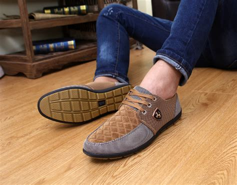 Mens Casual Shoes Canvas For Men
