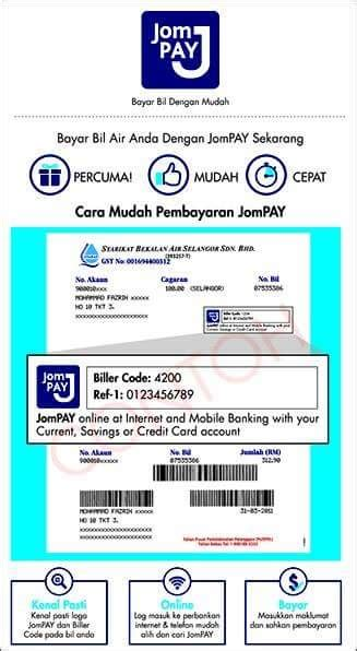 Sesb Jompay Biller Code Jompay Aqua Master Paints Sdn Bhd Payment Type Komscarit