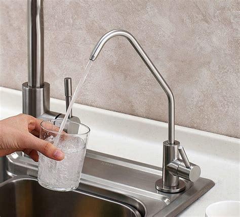 kitchen sink water filter system sus304 stainless steel lead free kitchen water 8564