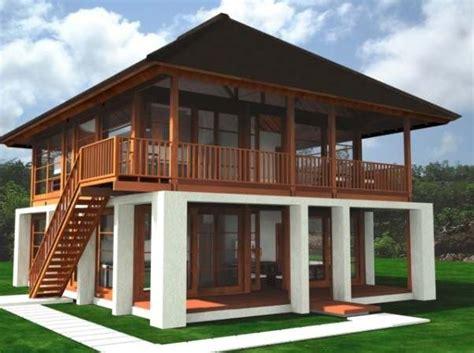 gambar desain rumah kayu bali feed news indonesia jual