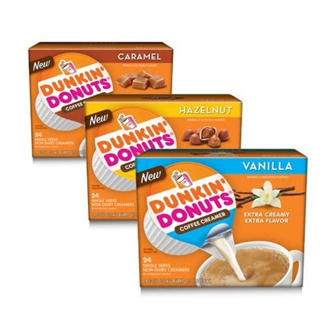 Unlike the dutch bros keto drinks, dunkin does not call their hot coffee or drinks keto or use heavy whipping by default, cold brew coffee, any cold brew is always sugar free and is a great dunkin donuts drink option for weight loss. 48 Count Dunkin Donuts Creamer Singles Variety Pack (3 Flavors) - Online Grocery Market
