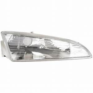 Dodge Intrepid Headlight Assembly Parts  View Online Part