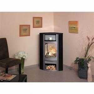 Poele A L Ethanol : cheminee bio ethanol angle ~ Premium-room.com Idées de Décoration