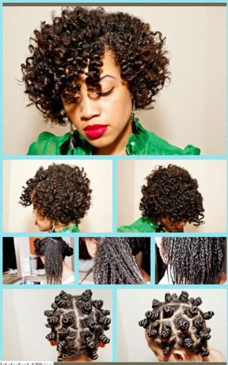 styles for transitioning hair 71 best images about bantu knot outs on bantu 1248