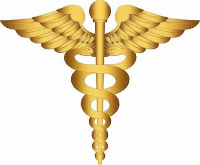 Symbol Caduceus Healing Ancient Medical Doctor Universal