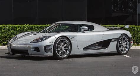 Mayweather's Old Koenigsegg Ccxr Trevita For Sale Again