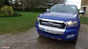 Equipement Ford Ranger : essai ford ranger 2016 27 les voitures ~ Melissatoandfro.com Idées de Décoration