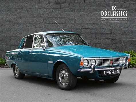 Used 1970 Rover P6 For Sale In Surrey