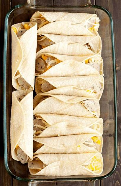 Enchiladas Suizas Recipe Breakfast Corn Themerchantbaker Tortillas