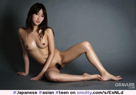 Japanese Asian Teen Babe ManaAoki Nude Busty