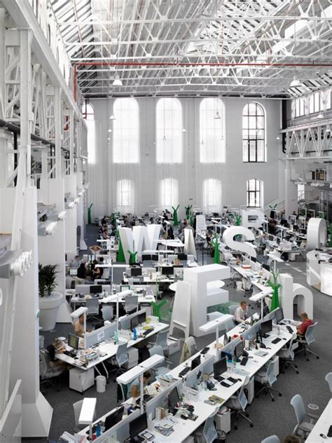 inspirational open office workspaces office snapshots