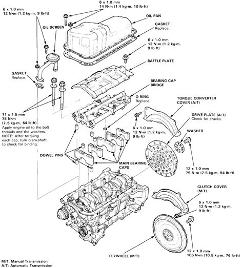 V6 Engine Diagram With Name by Honda Accord Engine Diagram Diagrams Engine Parts