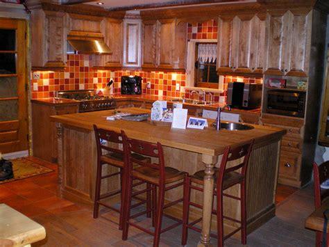 cuisine en bois fabrication wraste com