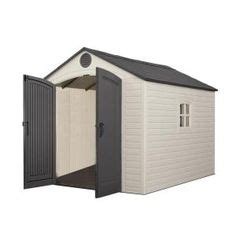 stronghold keter 8 x 10 shed us leisure keter stronghold 10 ft x 8 ft resin storage