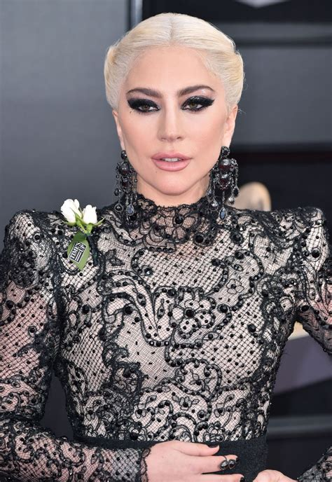 Lady Gaga – 2018 Grammy Awards in New York