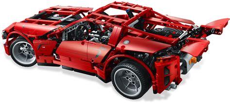 Technics Lego Car by Lego 8070 Car